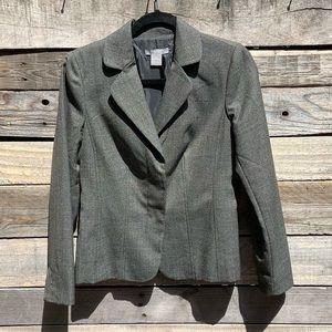 🌻Ann Taylor Petite Business Jacket Blazer Size 4P